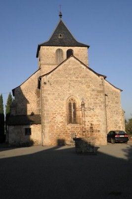 Eglise-Cenac
